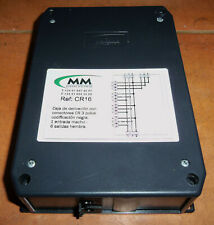Caja derivacion electrica CR16 Montajes Murcia Dataelectric conectores CR 3  -1-