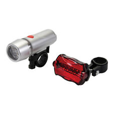Genuine Silverline Cycle Lights 5 LED 2pce  | 912132