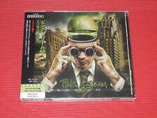 2017 JAPAN 2 CD PINK CREAM 69 HEADSTRONG with Bonus Track