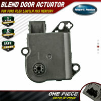 HVAC Blend Door Actuator for Ford Flex Taurus X Lincoln MKS MKT Mercury Sable