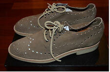 75% OFF NIB PAUL SMITH Main-line Lymon Perforated Suede Brogues UK9/US10 $600