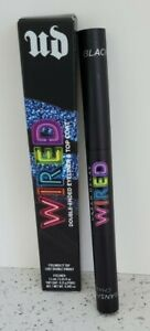 Urban decay Wired double ended eyeliner  Charged Blue Shift Black Liner