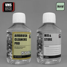 Make own airbrush cleaner VMS CONCENTRATE AC 200ml = 1000ml Ultimate cleaning!