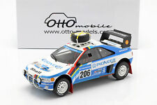 Peugeot 405 T16 #206 2nd Rallye Paris - Dakar 1989 Ickx, Tarin 1:18 OttOmobile