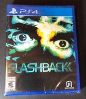 Flashback (PS4) NEW