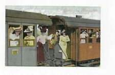 2131 Pfingsten * Zug, Frauen, Hut, Mode 1907