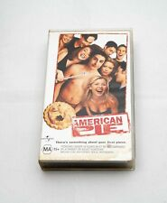 American Pie | Jason Biggs | Comedy | VHS