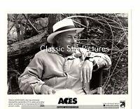 A663 Director John Glen close up  Aces: Iron Eagle III 1992  8 x 10 photograph