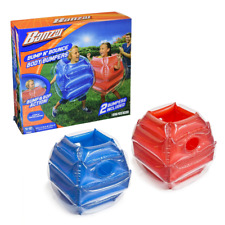 Banzai BUMP N' BOUNCE Inflatable Body Bumpers Outdoor Game Official
