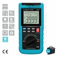 Digital Automotive Multimeter 3 3/4 RPM Backlight LCD Automotive Repair Tool