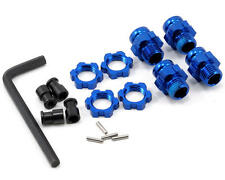 Traxxas 1/10 Stampede Slash 4X4 Alloy 17mm Hex Wheel Adapter Set #6856X OZ RC