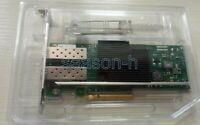 Intel  X710-DA2 Ethernet Converged Network Adapter Dual Port PCIe 3.0 *
