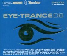 Daniel Bruns & Taucher – Eye-Trance 06 / Criss Source Der Dritte Raum 3CD Neu