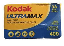 Kodak UltraMax 400 Color Negative Film (35mm Roll Film, 36 Exposures) - 6034060