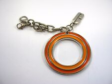 Collectible Keychain: Clinique Orange Circle Logo Advertising
