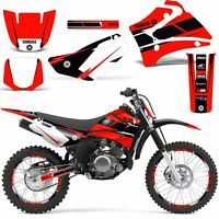 Decal Graphic kit for Yamaha TTR125 2000-2007 Dirt Bike MX Motocross TTR 125 HUR