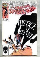 Amazing Spider-Man #278-1986 fn/vf Spiderman Hobgoblin