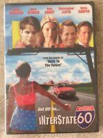 Interstate 60 (DVD 2003) OOP Rare New Factory Sealed Screening Copy