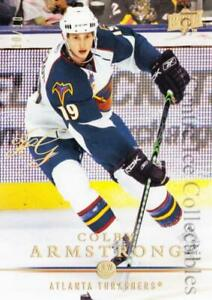 2008-09 Upper Deck High Gloss Parallel #190 Colby Armstrong