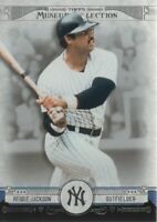 2015 Topps Museum Collection Baseball #48 Reggie Jackson New York Yankees