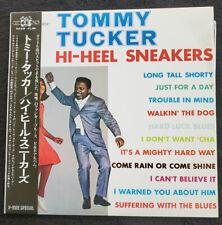 Tommy Tucker - Hi-Heel Sneakers - Chess - JAPAN P-Vine PLP-820