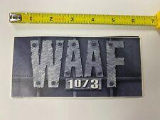 Pantera WAAF sticker promo Rare Reinventing The Steel