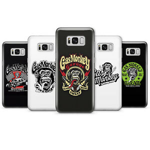 GAS MONKEY GARAGE PHONE CASES & COVERS FOR SAMSUNG S8 S9 S10 NOTE 9 10 A20 A6 A8