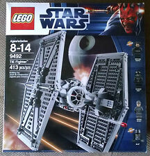 LEGO Star Wars TIE Fighter (9492) NEW MISB OOP