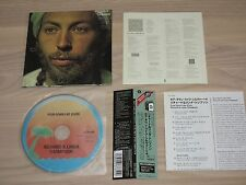 RICHARD & LINDA THOMPSON CD AU JAPON + OBI - POUR DOWN LIKE ARGENT NEUF