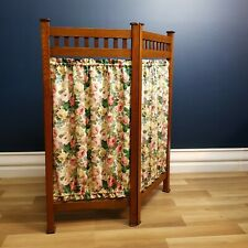 FREE DELIVERY - Arts and Crafts Oak Screen, Circa 1920 Ready to Use