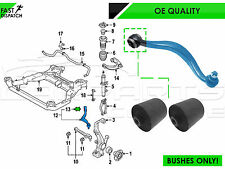 FOR MAZDA 6 02-08 FRONT SUSPENSION LOWER WISHBONE TRACK CONTROL ARM BUSH BUSHES