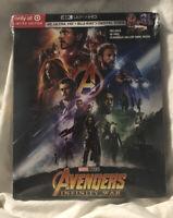 New Avengers: Infinity War (4K Ultra HD/ Blu-ray/ Digital)