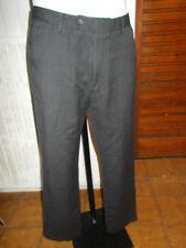 Pantalon de costume laine gris rayé STRELLSON RUO GR52 42FR 18NA11
