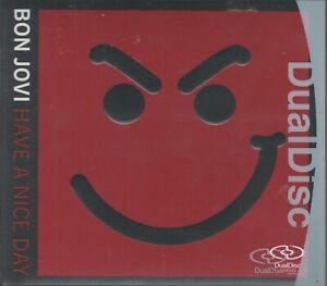 Bon Jovi  DUAL DISC  HAVE A NICE DAY  © 2005  /  NEUWERTIG