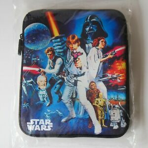 Star Wars iPad Kindle SOFT TABLET CASE - Sci Fi Gift Protective NEW SEALED