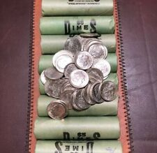 Bu Uncirculated Silver Roosevelt Dimes 90% Gem Rare, Bulk Choose How Many
