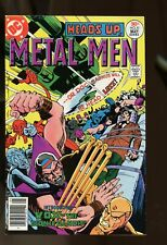 METAL MEN #51 VERY FINE 8.0 1977 DC COMICS