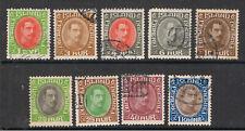 ICELAND 1931 - 33 CHRISTIAN X
