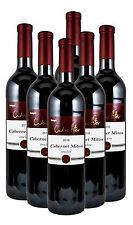 6 Fl. 2016 Cabernet Mitos Rotwein trocken - Driekt vom Weingut Wachter -