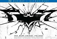 NEW Dark Knight Trilogy Ultimate Collectors Ed. Blu-ray BATMAN Limited Edition