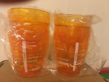 2 -Party Bar Cocktail Shakers w Cap and 4 Drink Recipes on Shaker by Cointreau