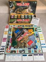 Rare Bass Fishing Edition Monopoly American Special Anglers Board Game 1999