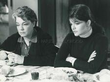 SIMONE SIGNORETCATHERINE ALLEGRET LES GRANGES BRULEES 1973 PHOTO ORIGINAL #8