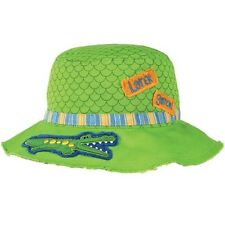 Stephen Joseph Boys Alligator Bucket Sun Hat Childrens   Childs Beach Hats 790e13bfbbf3