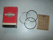 Genuine Briggs & Stratton Gas Engine Piston Ring Set 293508 .020 Oversize  6B