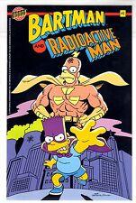 Bartman and Radioactive Man Bongo Ashcan #1