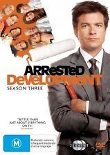 Arrested Development : Season 3 (DVD, 2006, 2-Disc Set) (REF TS BOX 1)