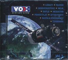 Disco Dance PL W Rytmie Hitów Vox FM Vol 3 [CD] NEW  DISCO POLO Dance