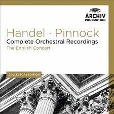 Handel: Complete Orchestral Recordings (CD, Sep-2013, Deutsche Grammophon)