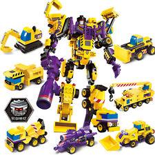 Enlighten 1401 7 in 1 The Creator God Robot Building Blocks Educational Kid Toys